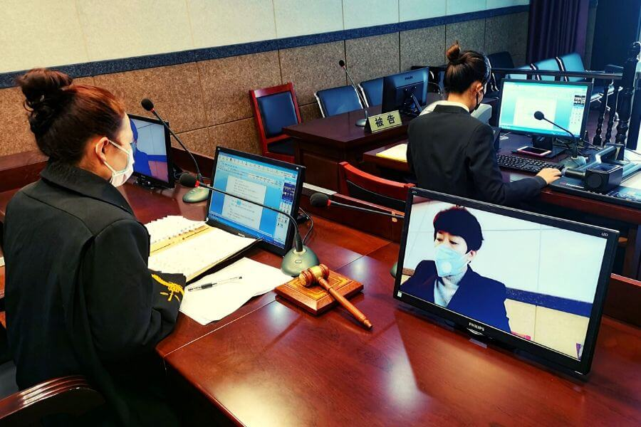 A Close Look at Hangzhou Internet Court: Inside China's Internet Courts  Series -06 - China Justice Observer