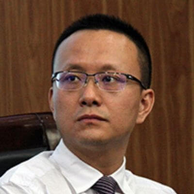 Huo Zhengxin 霍政欣